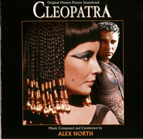 Alex North - Cleopatra (2001)